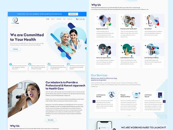 Online doctor consultant