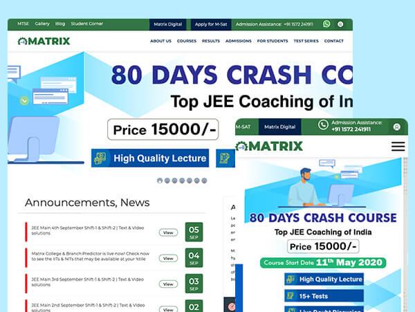 Matrix Online Coachinge